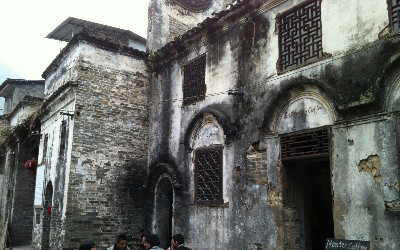 pueblo antiguo de xingping