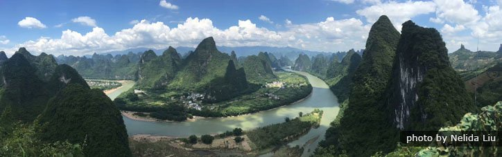 Guilin Río Li