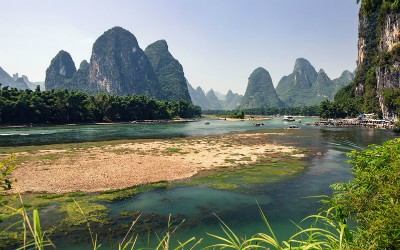 Río li guilin