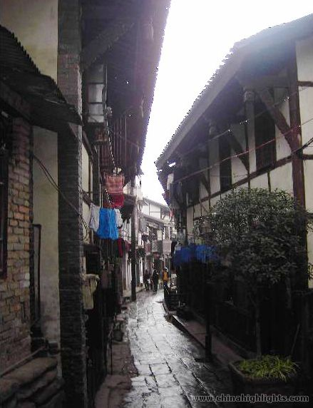Casco Antiguo De Ciqikou